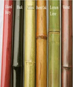 Green floral crafts bamboo poles 6 39 by 1 2 for Where to buy bamboo sticks for crafts