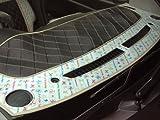 ミツビシ コルトプラス Z21W/Z22W/Z25W/Z27W (H16.10-) モノグラムマルチカラーダッシュマット カラー:ブラック -
