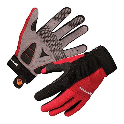 Endura 2015 Full Monty Full Finger Cycling Glove - E0011