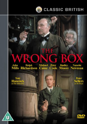 The Wrong Box [DVD] [2009]