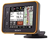 SONY 3.5V型 パーソナルナビゲーションシステム U35 オレンジ NV-U35/D