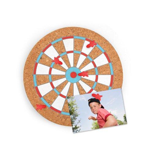 Kikkerland Darts Memo Board (MH43) - 1
