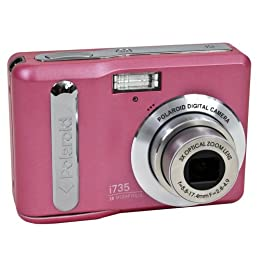 POLAROID i735 7 Megapixel Digital Camera with 3x Optical Zoom and 2.5 inch LCD