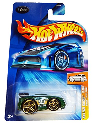 Hot Wheels 2004 First Editions 11/100 Blings Lotus Esprit