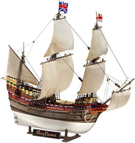 Revell Germany Pilgrim Ship Mayflower Model Kit (Mayflower Model Kit compare prices)