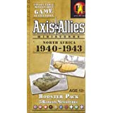 Axis & Allies Miniatures: North Africa 1940-1943: An Axis & Allies Miniatures Expansionby Wizards Miniatures Team