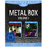 Metal Box /Vol.1 [Blu-ray]