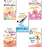 Amelia Jane collection 5 Books Gift set. (With new cover set) (Naughty Amelia Jane, Good Idea, Again, Amelia Jane is Naughty Again & Amelia Jane Gets into Trouble)