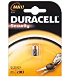 Duracell Battery Alkali - Duracell, Duracell - MN 11, LR 11 LR 11 (MN11) 6V Duracell 1-BL