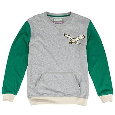 "Philadelphia Eagles Mitchell & Ness NFL ""Team to Beat"" Premium Crew Sweatshirt"