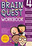 Brain Quest Workbook: Grade 4: A whole year of curriculum-based exercises and activities in one fun book!