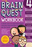 Brain Quest Workbook: Grade 4: A whol...