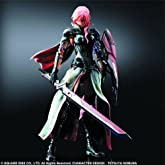 FFXIII Final Fantasy 13 Lightning Returns Play Arts Kai
