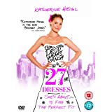 27 Dresses [DVD] [2008]by Katherine Heigl