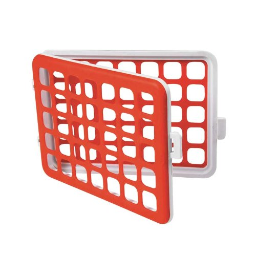 Oxo Tot 6201900 Mini Silicone Dishwasher Basket (Orange)