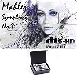 Mahler: Symphony No.9 High Definition Music Card [Blu-ray]