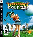 Everybody's Golf World Tour...