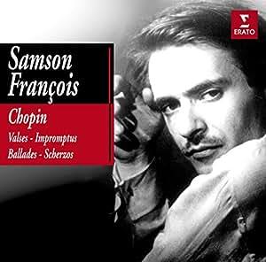 Chopin : Valses, Impromptus, Ballades, Scherzos