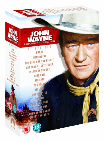 The John Wayne Ultimate Collection [DVD]