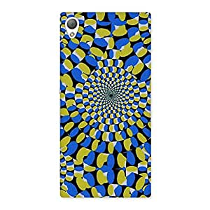 Classic Illusion Back Case Cover for Sony Xperia Z3
