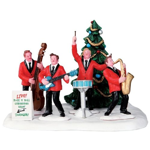 lemax christmas village figurines