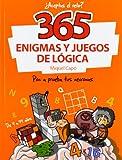 365 Enigmas Y Juegos De Lógica (CAJON DESASTRE)