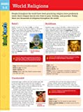 img - for World Religions FlashCharts book / textbook / text book