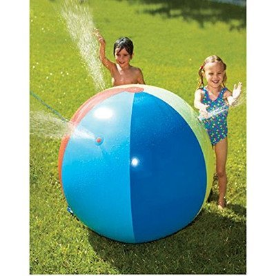 Giant Sprinkler Inflatable Beach Ball by SINTECHNO