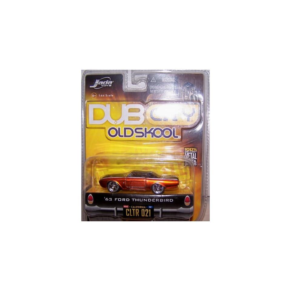 Jada Toys 1/64 Scale Diecast Dub City Old Skool 2006 Wave