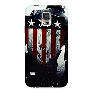 Ajay Enterprises Fill Vintage Shield Back Case Cover for Samsung Galaxy S5