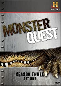 MonsterQuest: Season 3, Set One