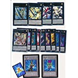 20 Assorted YuGiOh! Pack Lot Of XYZ Cards! With At Least 1 Utopia Monster! Plus Bonus Golden Groundhog Token!