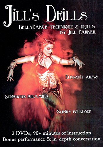 jills-drills-bellydance-technique-drills-by-jill-parker-elegant-arms-sensuous-shimmies-and-slinky-fo