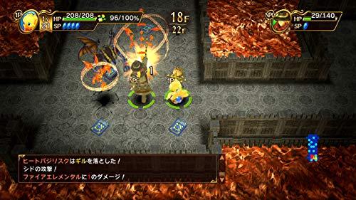 チョコボの不思議なダンジョン エブリバディ!ダウンロードコード 封入 - PS4 ゲーム画面スクリーンショット5