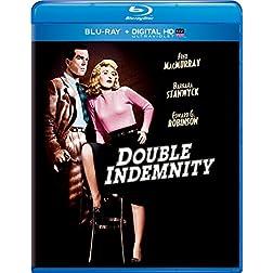 Double Indemnity [Blu-ray]