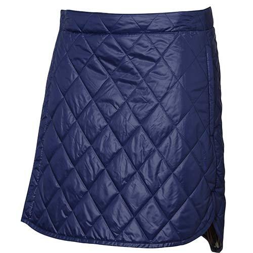 フェニックス Quilted Wrap Skirt