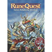 Runequest: Fantasy Roleplaying Adventure (Rune quest - the roleplaying game)