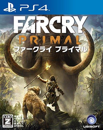 ファークライ プライマル 【Amazon.co.jp限定】DLCが入手できるコード付