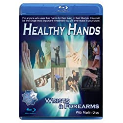 Healthy Hands, Wrists & Forearms on Blu ray [Blu-ray]