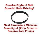 Smart Choice Eureka Upright Vacuum Belt, Fits Eureka Style U, Parts 61120A  ....