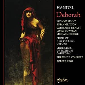 Georg Friedrich Haendel : Deborah