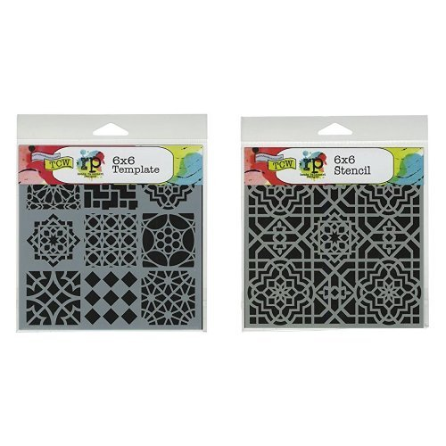 crafters-workshop-moroccan-tiles-stencil-ceiling-tile-stencil