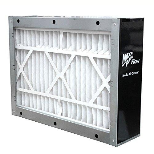 "MaxxAir AF25205 Flow Whole House Air Cleaner, 25"" x 20"" x 5"""