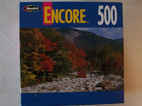 Encore Swift River, New Hampshire Jigsaw Puzzle 500 Piece