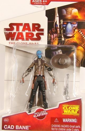 Cad Bane Bounty Hunter - Star