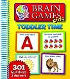 Brain Games Kids Toddler Time