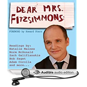 Dear Mrs. Fitzsimmons (The Audiobook)