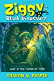 Lost in the Tunnel of Time (Ziggy and the Black Dinosaurs (Aladdin Paperback))