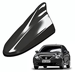 RedClub - Premium Granite Grey colour Shark Fin Replacement Signal Receiver Antenna for Maruti Suzuki Baleno