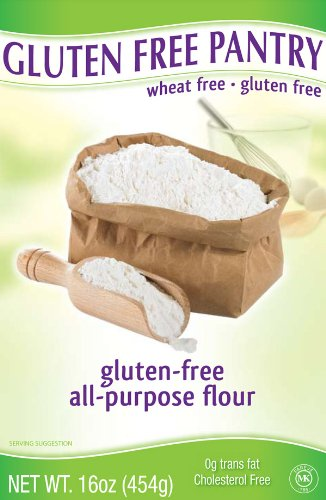The Gluten-Free Pantry All-Purpose Flour, 16-Ounce Boxes (Pack of 6)